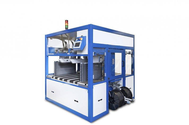 UCB - - 全自动瓦楞纸箱打包机