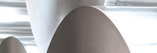Bänder und Bleche für Wärmetauscher