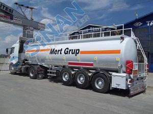 sinanli tanker-trailers - tank