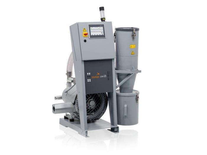 Esnek konveyör istasyonu - METROVAC swift - Basit merkezi konveyör sistemlerinin çalışması için kompakt çözüm.