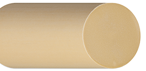 Bar stocks made of iglidur® J350 iglidur® J350: temperatureresistant iglidur® J3 - null