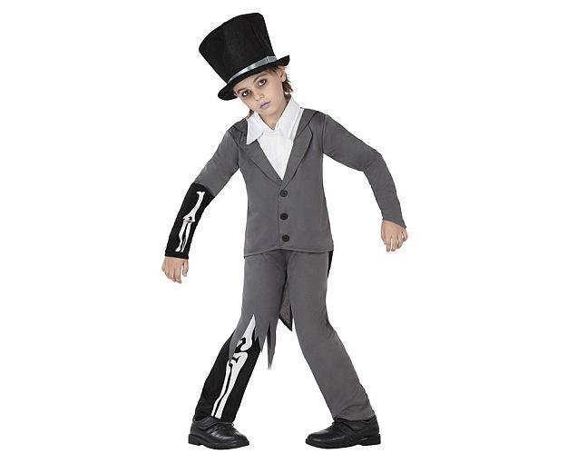 Costume croque-mort - null