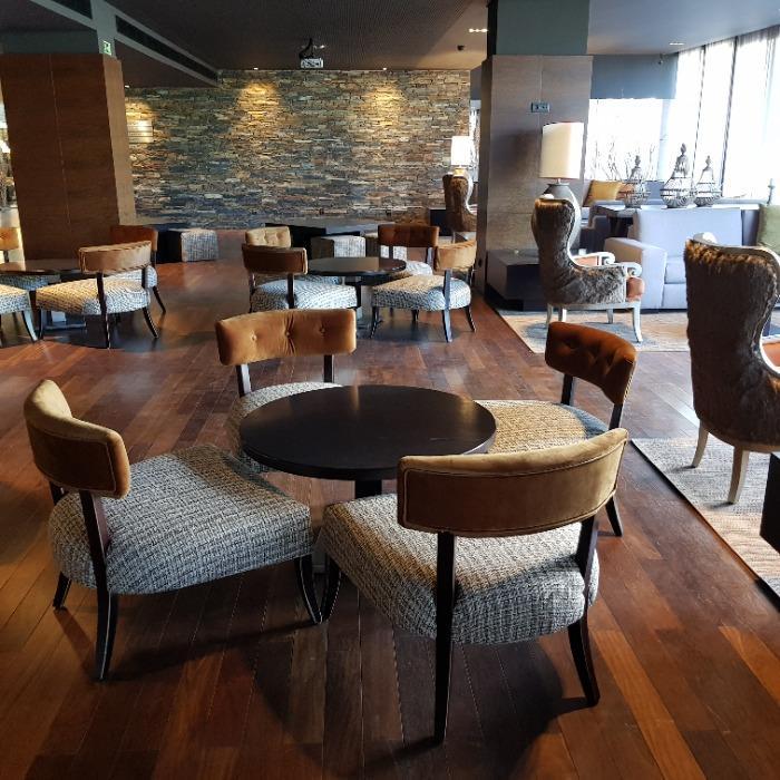 Hotel H2o - sala de estar