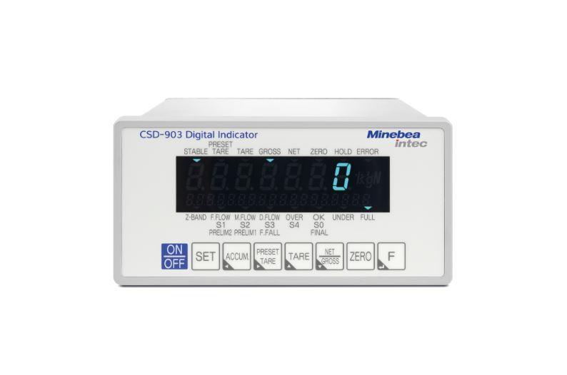 Wägeindikator CSD-903 -