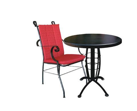 Metal home furniture -