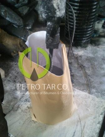 OXIDIZED BITUMEN R90/10 (Pure and Without Gilsonite) - PURE OXIDIZED (BLOWN) BITUMEN 90/10