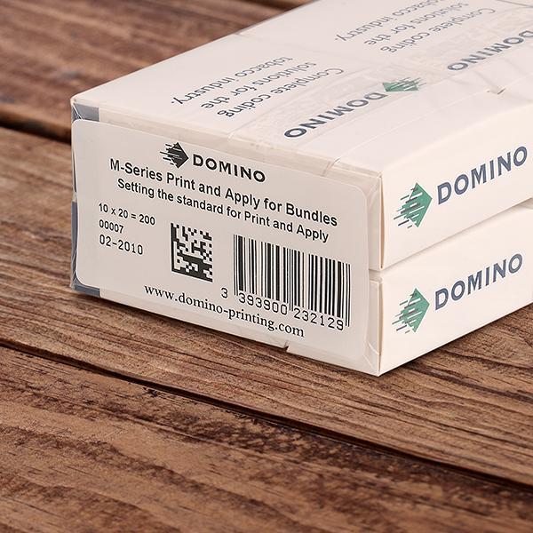 Stecche e cartoni - Tutte le soluzioni per la codifica e marcatura su stecche e cartoni di tabacco
