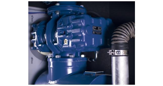 Surpresseurs à pistons rotatifs - Unités de surpresseur DELTA BLOWER Génération 5
