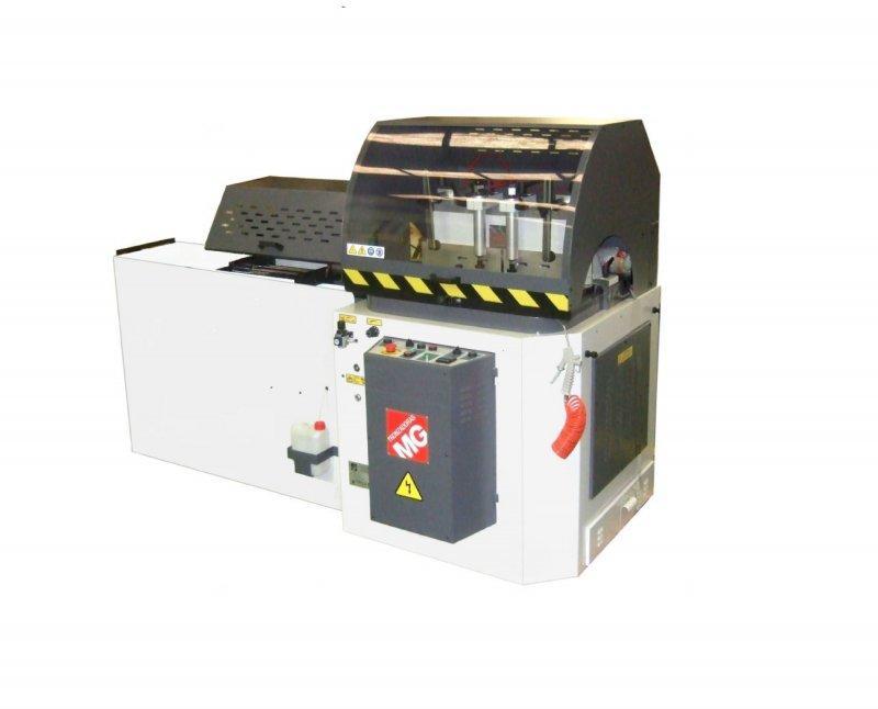 TLG-352-AA/2 AVANCE – Aluminiumkreissäge - TLG-352-AA/2 AVANCE – Vollautomatische Aluminiumkreissäge