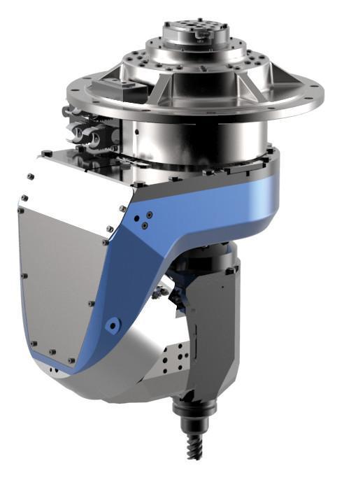Maschinentechnik: 5-Achs-Technologie - BENZ Maschinentechnik - 5-Achs-Technologie: Systeme und Komponenten