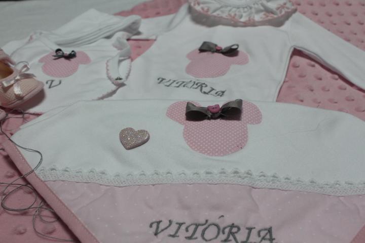 Kit de Maternidade menina