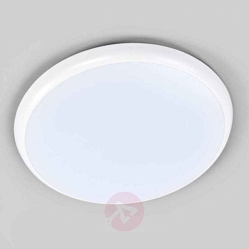 Augustin - round LED ceiling light, 40 cm - design-hotel-lighting
