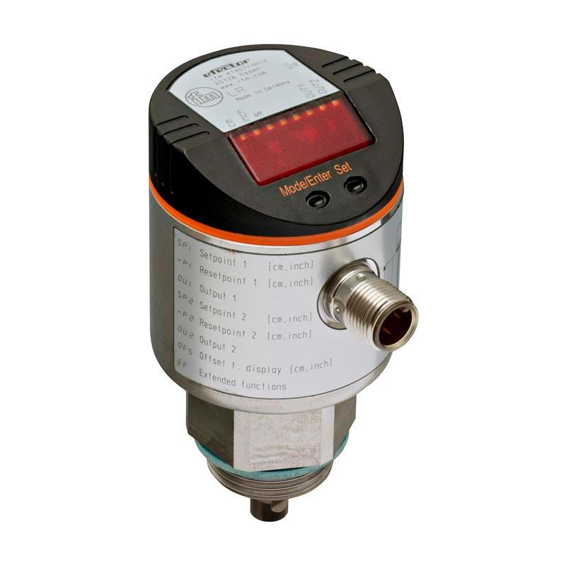 Capteur de niveau ifm electronic LR7000 - null