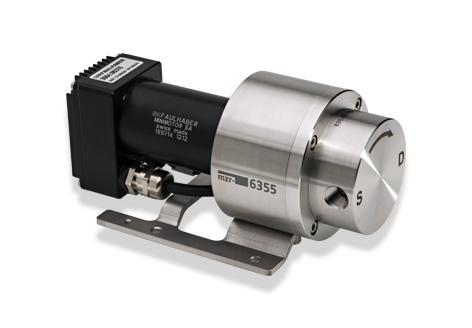 Hermetic inert pump series mzr-6355 - null