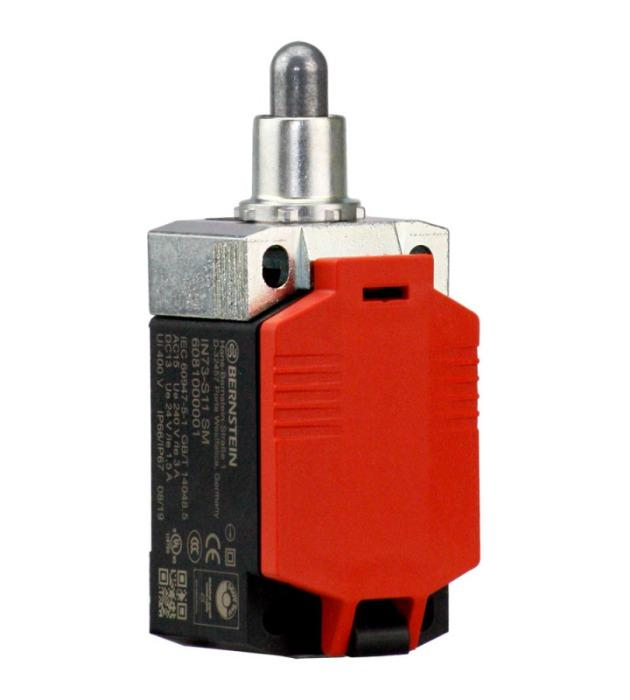 Position switch IN73 - Position switch IN73 especially suitable for switching low currents