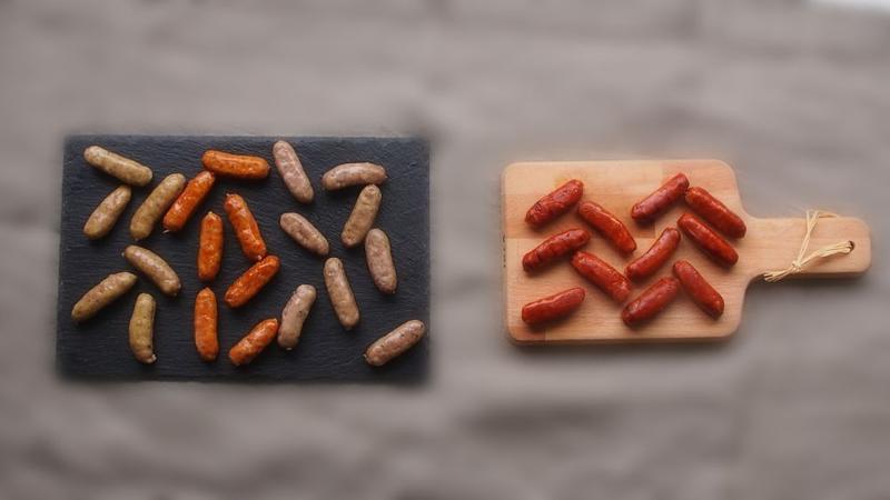 Saucisses cocktail chorizo - Viande et volailles