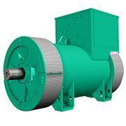 Low voltage alternator