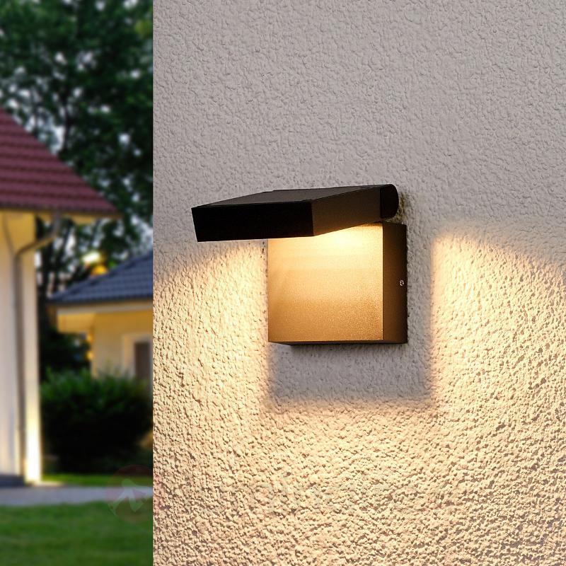 Alijana - spot LED avec tête de lampe mobile - Projecteurs d'extérieur LED