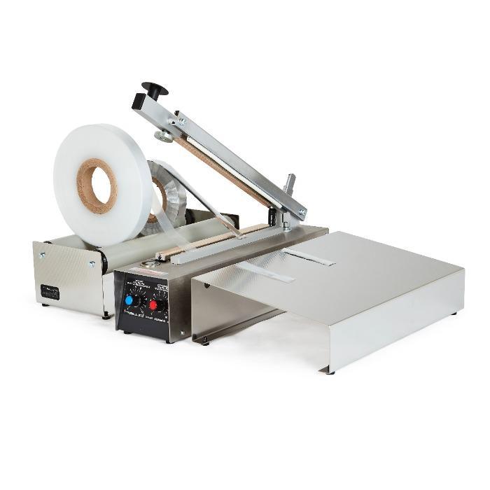 HAWO HPL 300 & 500 BMS  - Tafelblad Heat Sealer