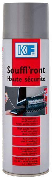 Nettoyants de précision - SOUFFL'RONT HIGH SECURITY