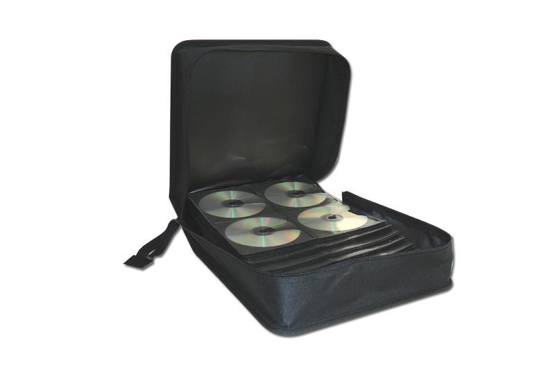 Zipperwallet / CD Tasche für 256 Discs - MPI - Zipperwallets