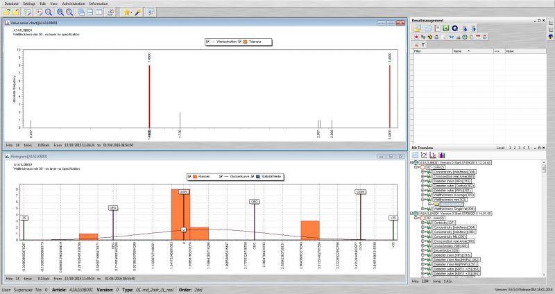 CAQ System ProCable - Système compact CAQ - en particulier pour les exigences des fabricants de câbles