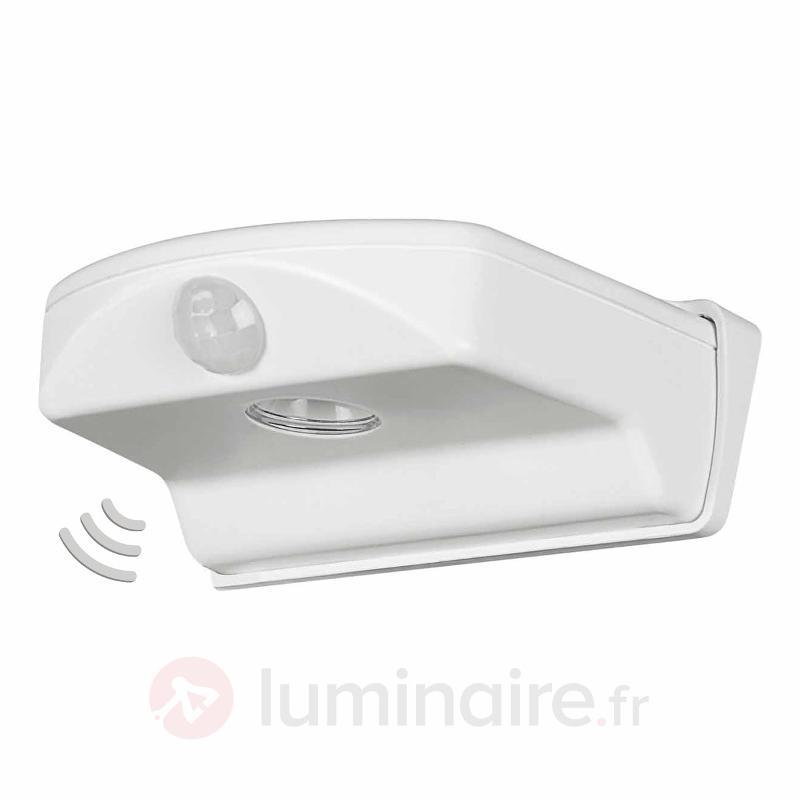 Applique LED sur batterie Door avec capteur - Appliques d'extérieur avec détecteur