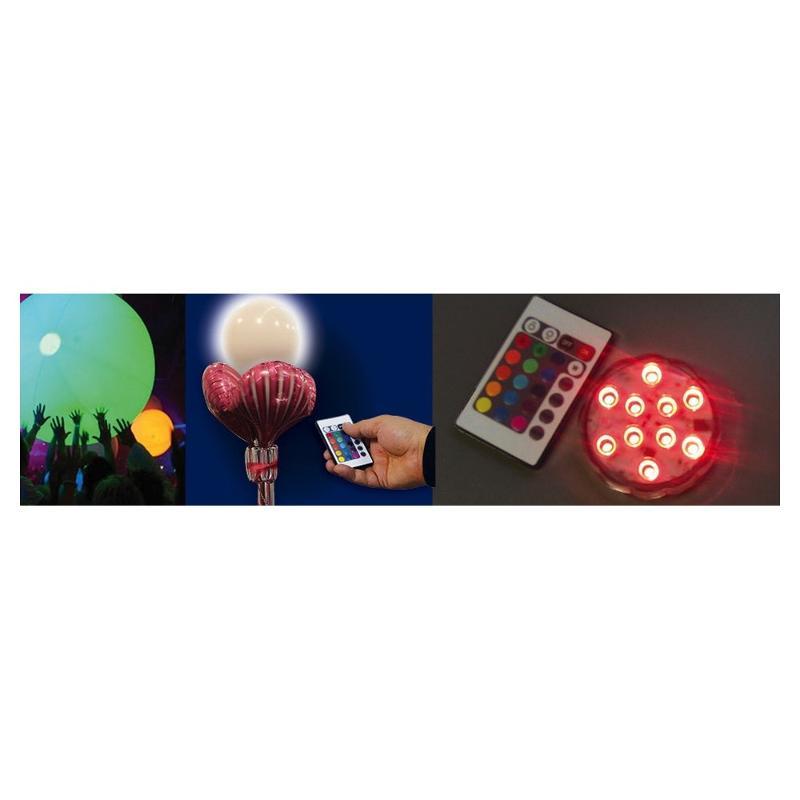 Led pour ballons de baudruche géants - Ballons de baudruche et ballon personnalisé
