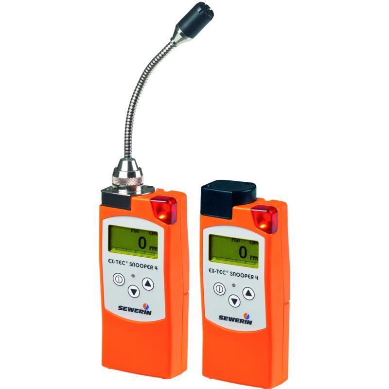EX-TEC SNOOPER 4 - Détection de fuites de gaz sur installations intérieures