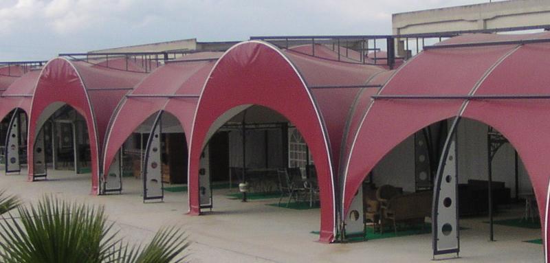 Arc Structure - Abris & couvertures diverses