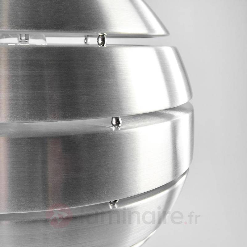 Suspension aluminium sphérique VOLO 40 cm - Toutes les suspensions