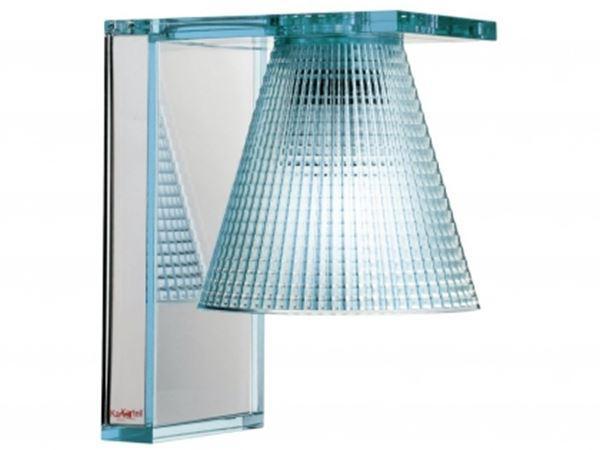 """APPLIQUE """"LIGHT-AIR"""" E14 5W BLEU - Intérieur décoratif"""