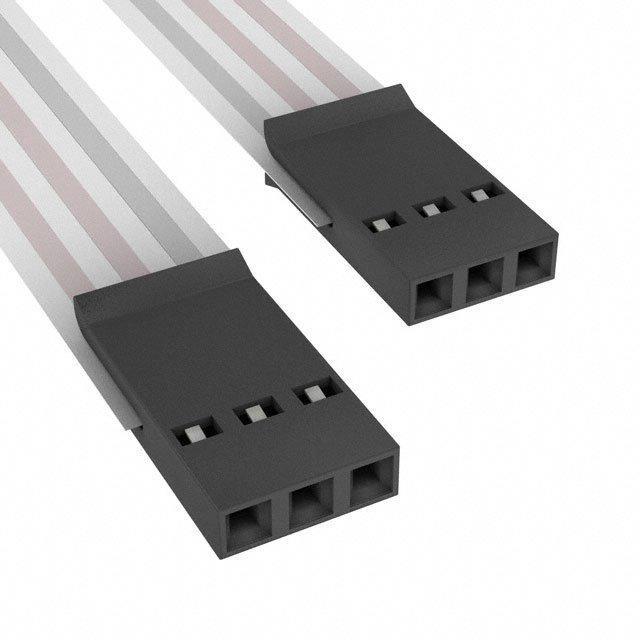 FLEX CABLE - AFF03G/AF03/AFF03G - TE Connectivity AMP Connectors A9BBG-0306F