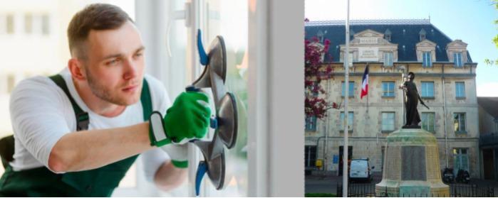 Dépannage vitrier à Villejuif (94800) - Nous intervenons dans toute la commune de Villejuif