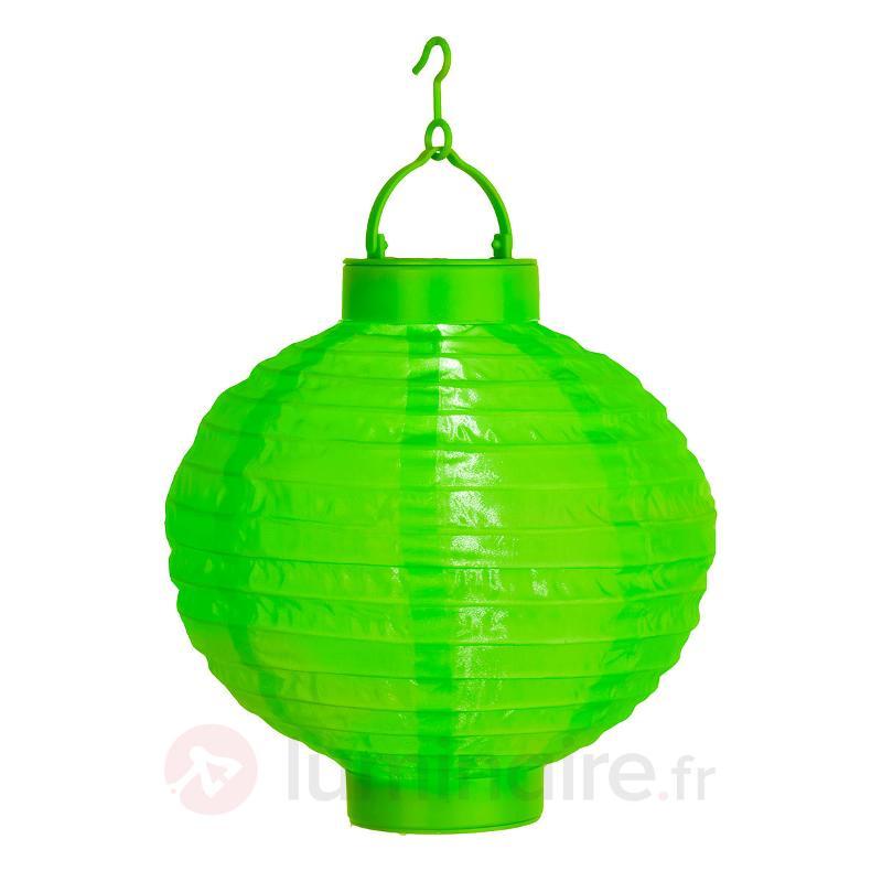 Lampion solaire LED Jerrit 20 cm - Lampes solaires décoratives