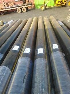 X56 PIPE IN ZAMBIA - Steel Pipe
