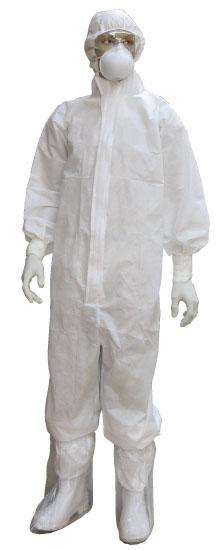 Suits Action Bodywear - BIRD FLU COVERALL