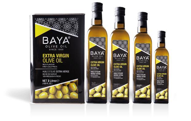 Huile d'olive / Olive Oil -