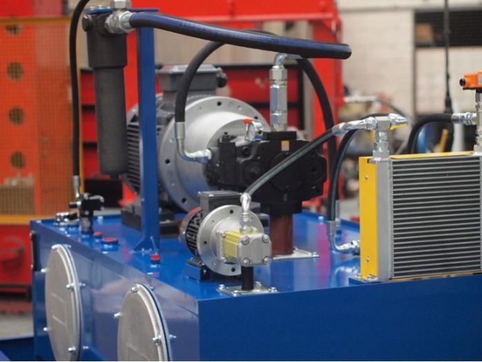 Гидравлические компоненты для станций  - Компоненты для гидростанций и гидропривода