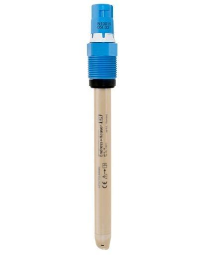 Sonde de pH numérique sans verre Memosens CPS77D - Électrode ISFET Memosens pour l'industrie agroalimentaire et sciences de la vie
