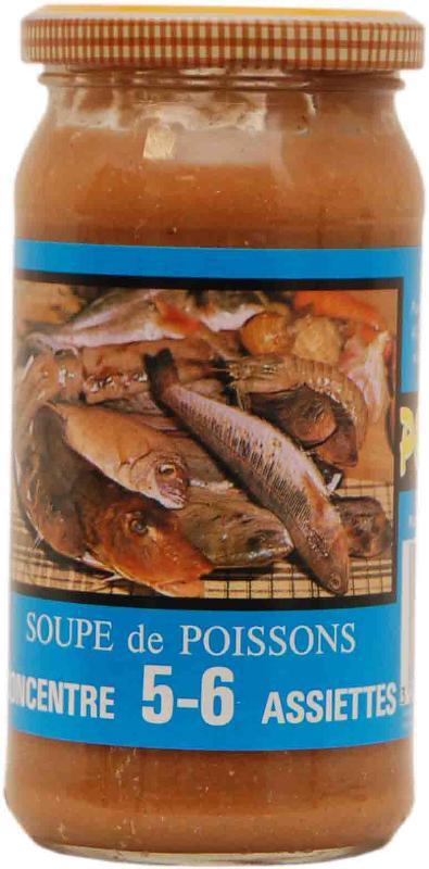 Soupe de Poisson Concentrée 37cl - Epicerie salée