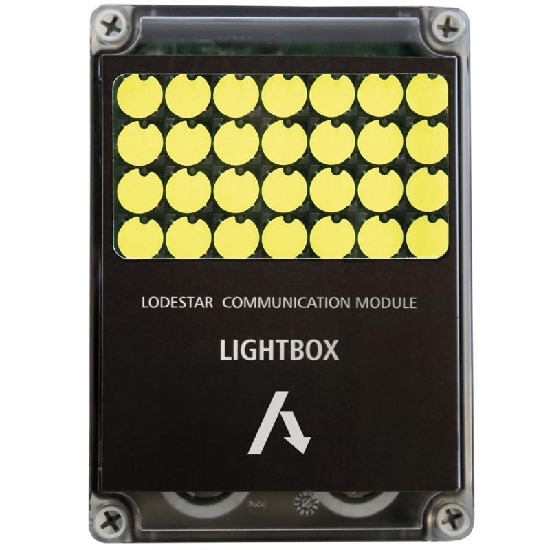 Communication unit Lightbox - OHL fault locator