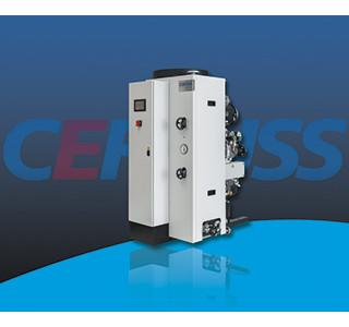 Caldeiras de vapor  - Junior 80 - 400 TC - geradores de vapor rápidos totalmente equipados e operacionais