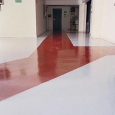 Peinture de sol bois - Laque'sol Epoxy® Spécial Hygiène