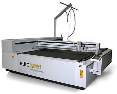 Laser machine for textiles - XL-3200