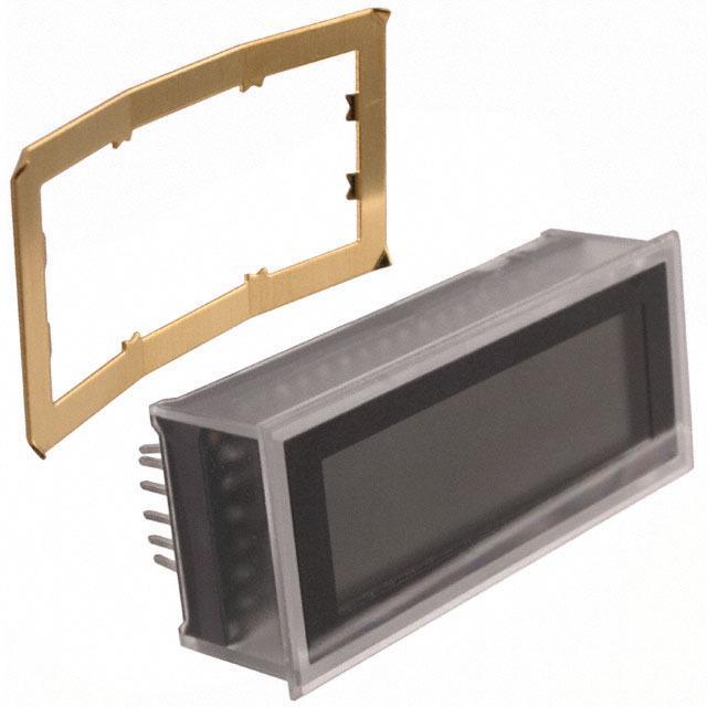 VOLTMETER 2VDC LCD PANEL MOUNT - Murata Power Solutions Inc. DMS-30LCD-1-5B-C