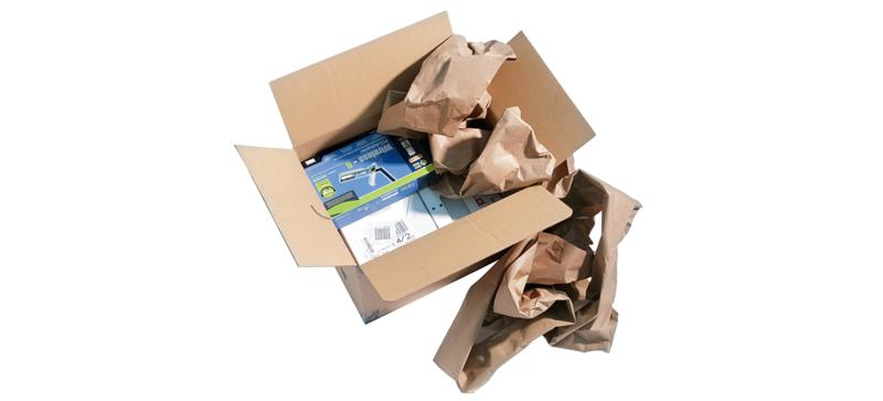 Flexible Protective Packaging - USER-FRIENDLY AND FAST – PAPERplus® SHOOTER