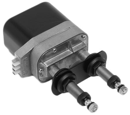 DOGA parallel wiper motor 24V 90°