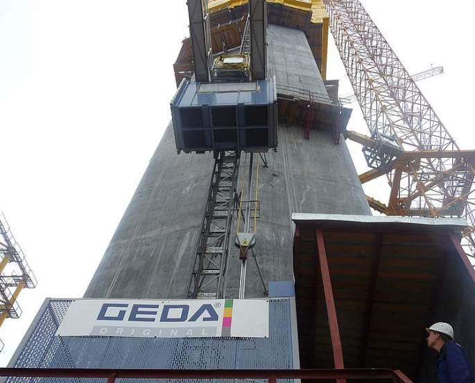 GEDA PH 2032 - GEDA PH 2032 - Personen- und Materialaufzüge