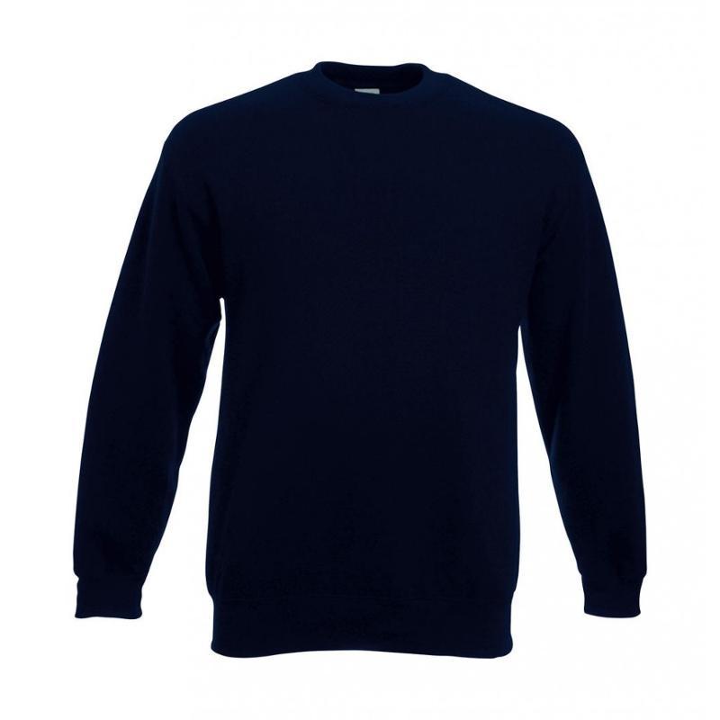 Sweat shirt manches set-in - Sans capuche
